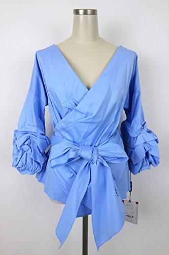DOUBLE STANDARD CLOTHING (ダブルスタンダードクロージング)レーザーブロードブラウス