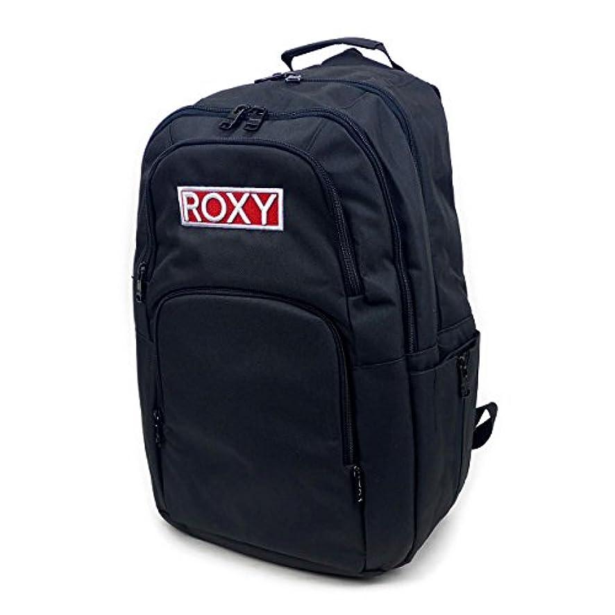 裏切り傑出した気性ROXY (ロキシー) GO OUT リュックサック リュック デイパック バックパック 20L A4 クーラーポケット付き RBG175300 BLK