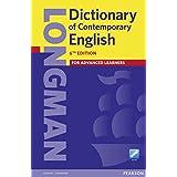 Longman Dictionary of Contemporary English (6E) Paperback & Online (LDOCE)