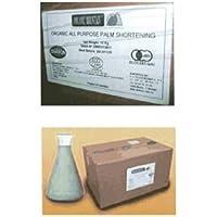 【業務用】オーガニックパームオイルショートニング 15kg (融点36℃) 【※沖縄・離島出荷不可】