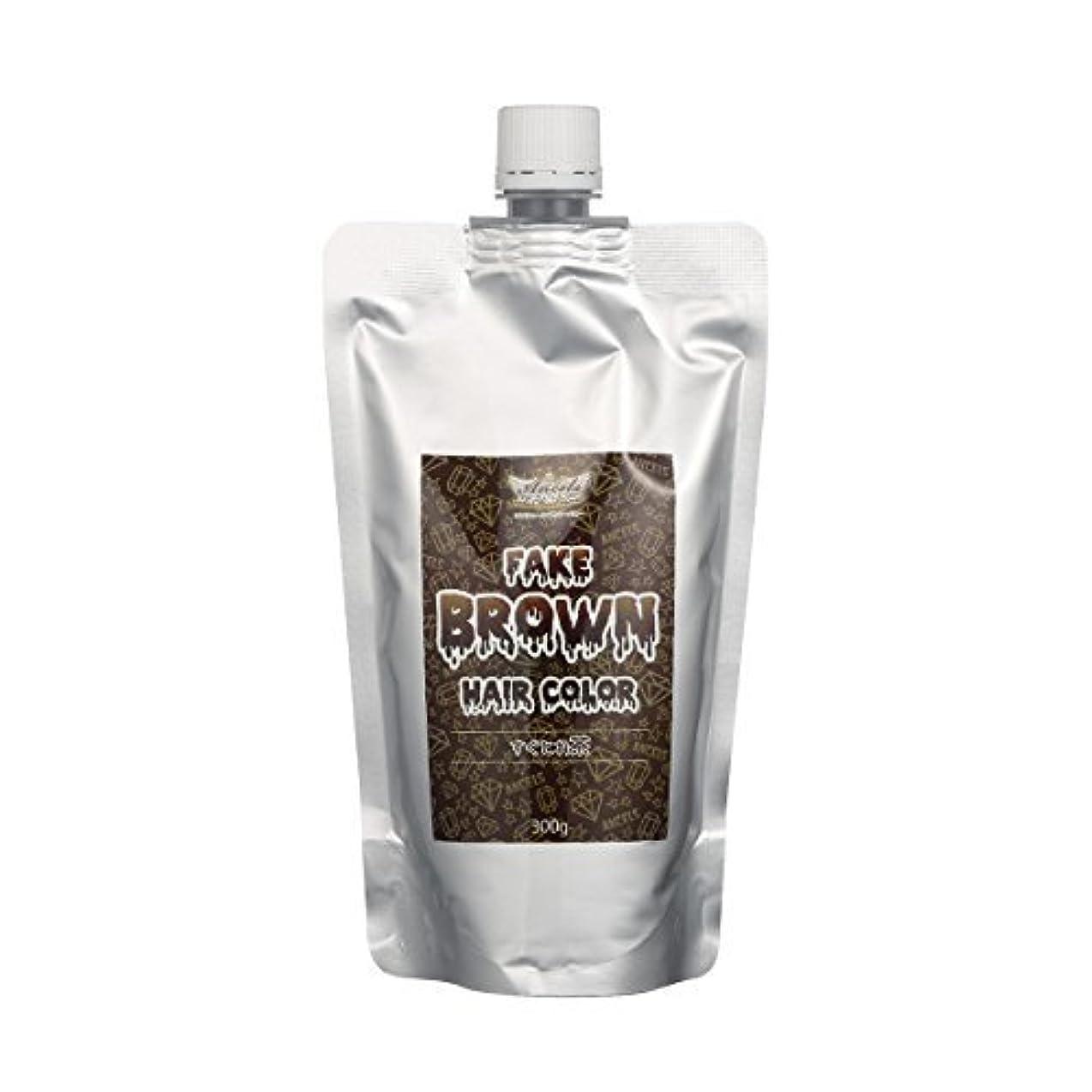 維持集団的センチメートルエンシェールズ カラーバター すぐとれ 茶 300g
