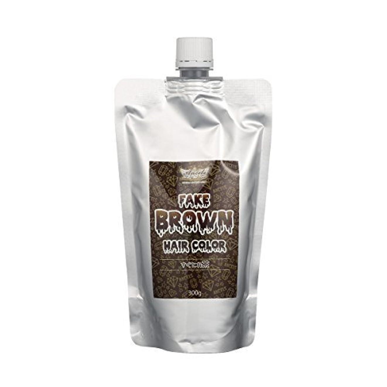 トロピカルマウントハリウッドエンシェールズ カラーバター すぐとれ 茶 300g