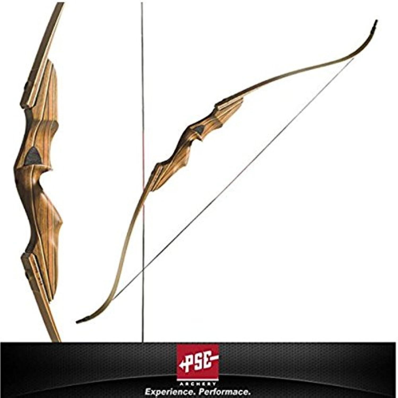 PSE Archery Wisdom Take Down Recurve Bow 45# Right Hand 58
