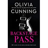 Backstage Pass: A Brooding Sexy Rockstar Finds His Muse in Bed and Out (Sinners on Tour Book 1)