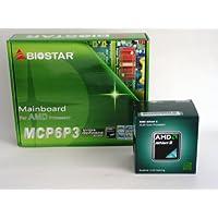 Biostar Biostar MB mcp6p3AMD am3GeForce 6150ddr3PCIe sata2ht2gオーディオmATX小売–mcp6p3