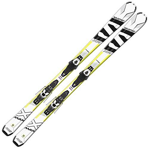 SALOMON(サロモン) スキー板 X-MAX XR + LITHIUM10 エックスマックス 専用ビンディング付 (160cm)