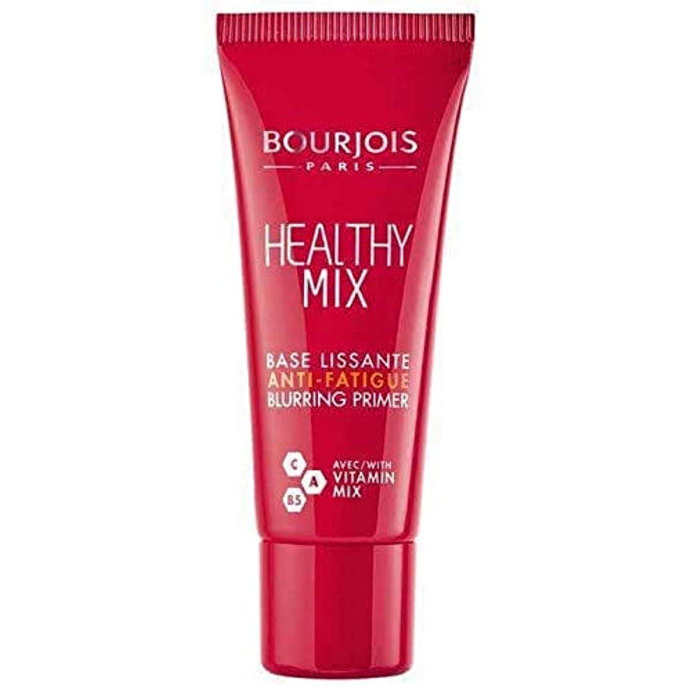 ことわざ陰謀期限切れ[Bourjois ] ブルジョワヘルシーミックスフェイスプライマー - Bourjois Healthy Mix Face Primer [並行輸入品]