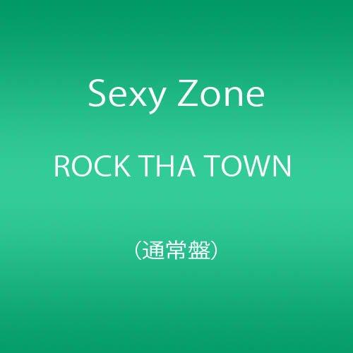 ROCK THA TOWN 通常盤(CD Only)
