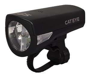 キャットアイ(CAT EYE) ヘッドライト ECONOM RECHARGEABLE [HL-EL340RC] ブラック ニッケル水素充電池 エコノムリチャージャブル