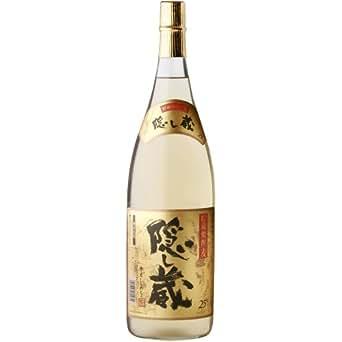 濱田酒造 隠し蔵 麦 25度 1800ml