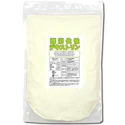 難消化性デキストリン(水溶性食物繊維)2kg(微顆粒品)(15cc計量スプーン付き)【ヘルシーカンパニー】