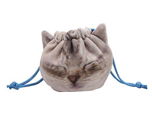 THE CAT フェイスポーチ アメリカンショートヘア