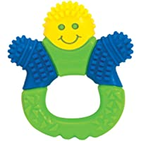 First Years Y1453 Learning Curve Bristle Buddy Teether by The First Years