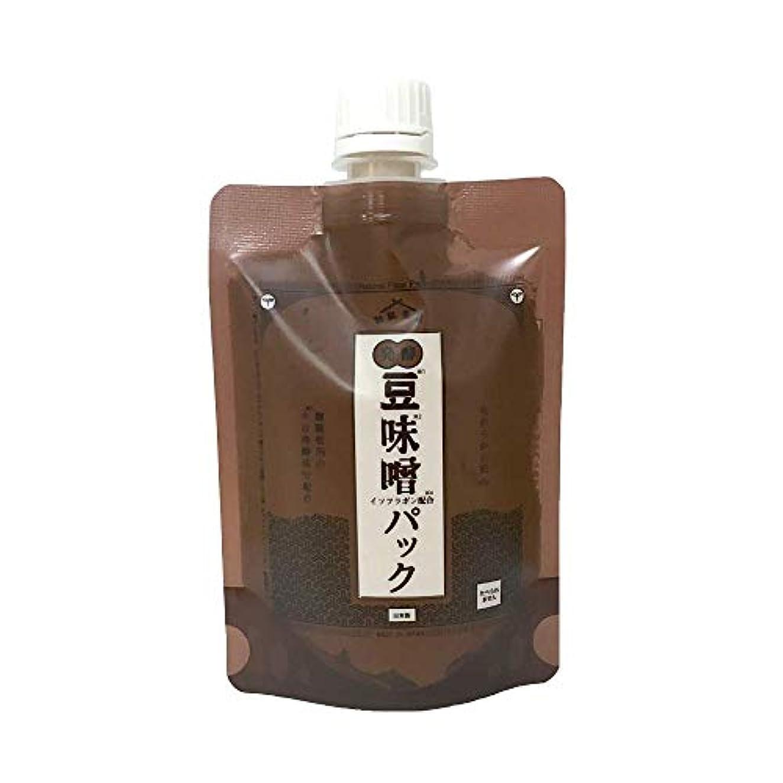 和肌美泉 発酵•豆味噌イソフラボンパック 150g