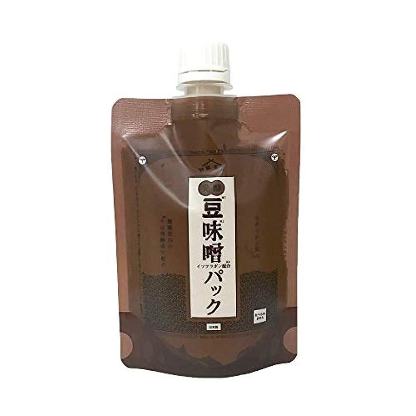 生き返らせるスペア解釈的和肌美泉 発酵•豆味噌イソフラボンパック 150g