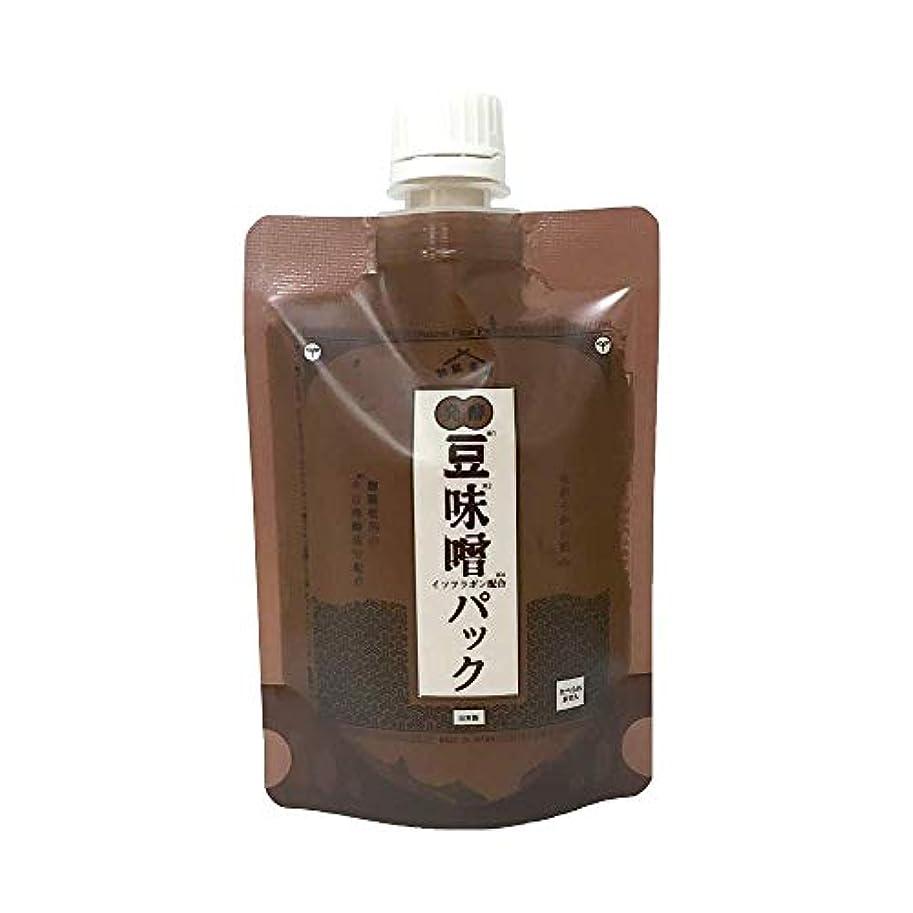 逆説札入れ吸収する和肌美泉 発酵•豆味噌イソフラボンパック 150g