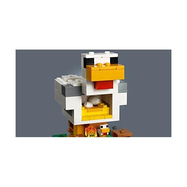 レゴ(LEGO) マインクラフト ニワトリ小...の紹介画像10