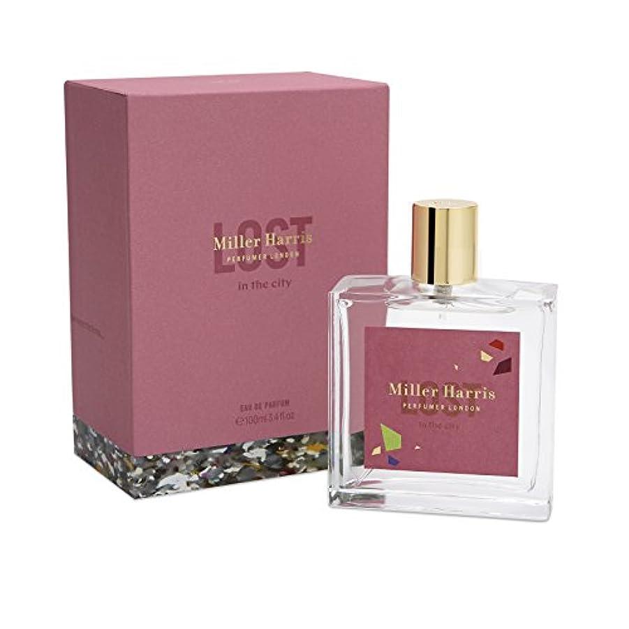 センチメートルコール髄ミラーハリス Lost In The City Eau Parfum Spray 100ml/3.4oz並行輸入品