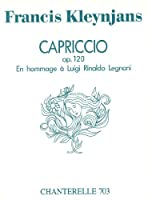 Capriccio op. 120: En hommage a Luigi Rinaldo Legnani