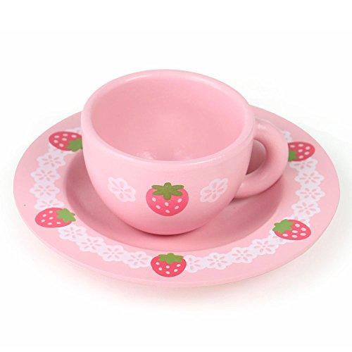 RoomClip商品情報 - 木のおままごと 野苺 食器 カップ&ソーサー 441-99463