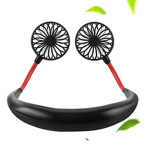 usbファンヘッドフォンデザイン個人用ウェアラブルネックバン...
