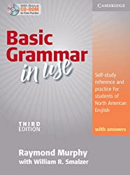 Basic Grammar in Use Student's Book with Answers and CD-ROM: Self-study reference and practice for students of North American English