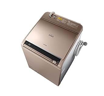 日立 洗濯乾燥機 ビートウォッシュ 10kg シャンパン BW-D10XTV-N