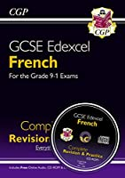 GCSE French Edexcel Complete Revision & Practice (with CD & Online Edition) - Grade 9-1 Course