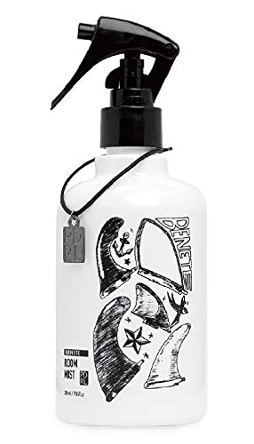 チラチラする有彩色の修正するノルコーポレーション ルームミスト PADROL BENETE(パドロール ベネット) ホワイトムスクの香り 280ml PAD-2-01