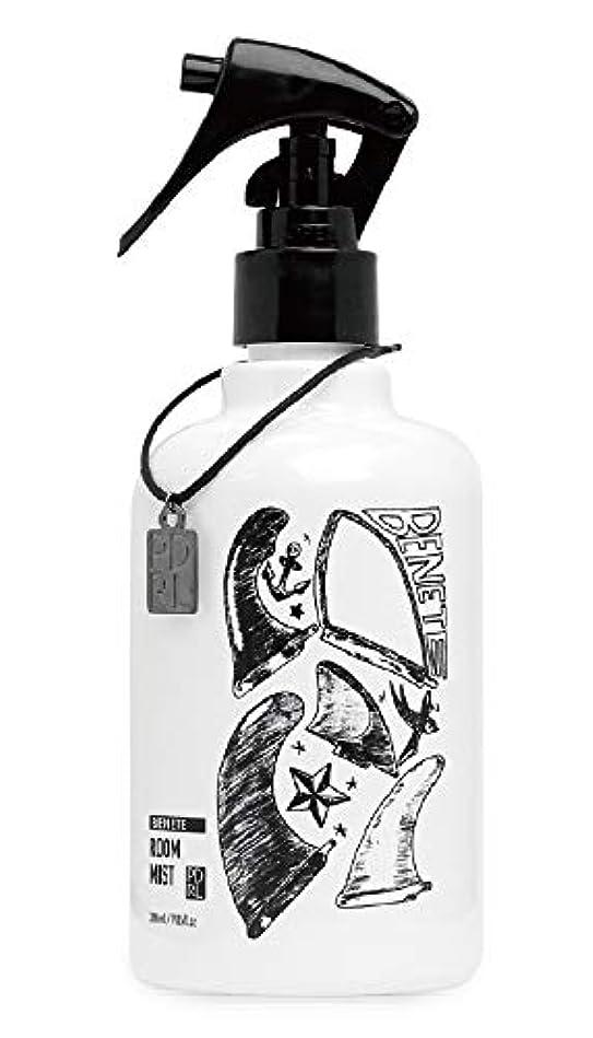 リーチアーサー予報ノルコーポレーション ルームミスト PADROL BENETE(パドロール ベネット) ホワイトムスクの香り 280ml PAD-2-01