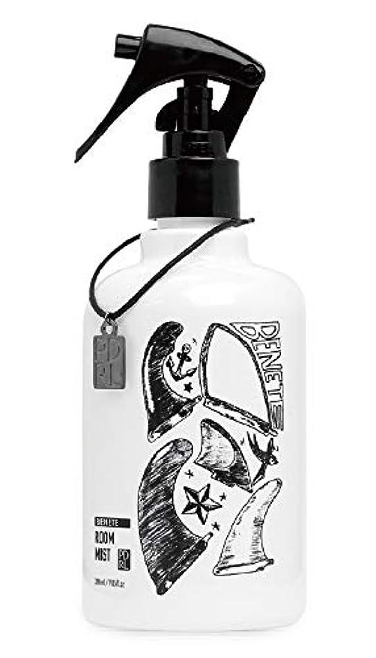 ノルコーポレーション ルームミスト PADROL BENETE(パドロール ベネット) ホワイトムスクの香り 280ml PAD-2-01
