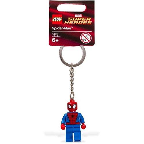 [해외] LEGO SUPER HEROES 키 체인 스파이더맨 673419254397-850507
