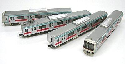 Nゲージ 4036 東急5000系 「田園都市線」 基本4輛セット (塗装済完成品)
