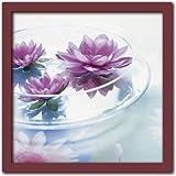 アートフレーム L WAUMAN Transparent Bouquet トランスパラン ブーケ/とうめいなブーケ