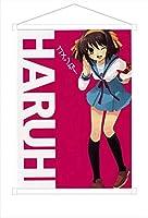 涼宮ハルヒの憂鬱 B2タペストリー 涼宮ハルヒ 約730mm×520mm,99793