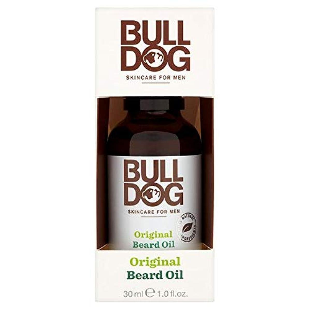 オーナー受け入れアッティカス[Bulldog] ブルドッグ元ひげオイル30ミリリットル - Bulldog Original Beard Oil 30Ml [並行輸入品]