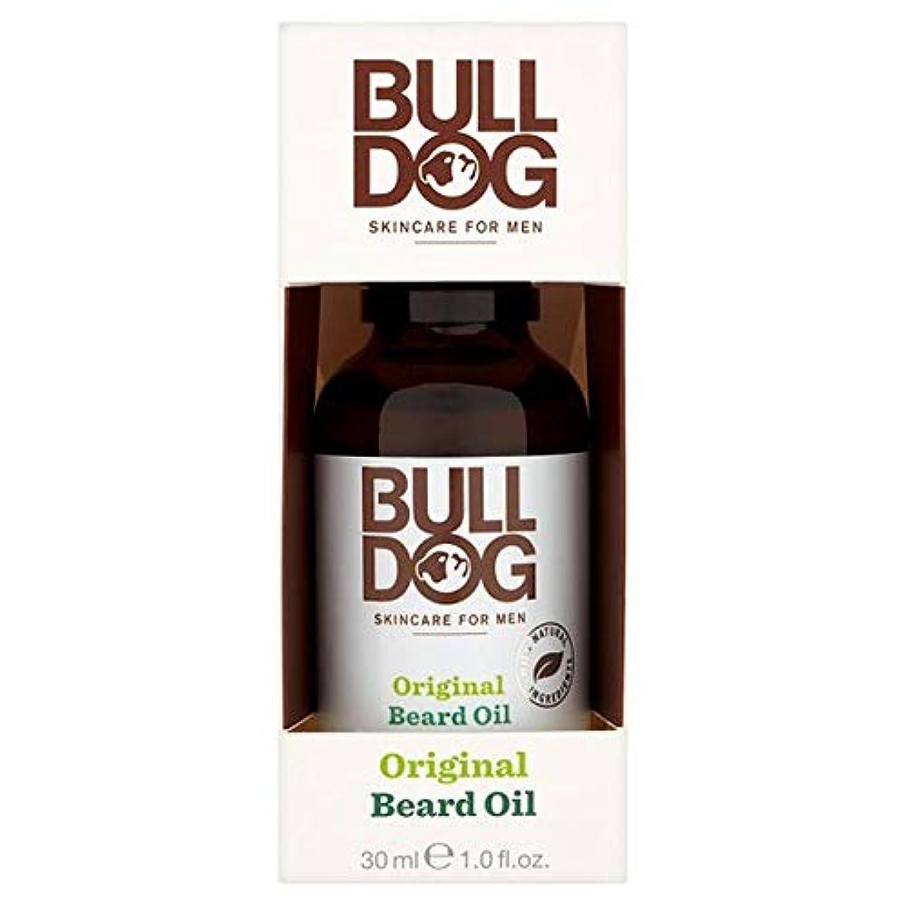 水曜日劇的路地[Bulldog] ブルドッグ元ひげオイル30ミリリットル - Bulldog Original Beard Oil 30Ml [並行輸入品]
