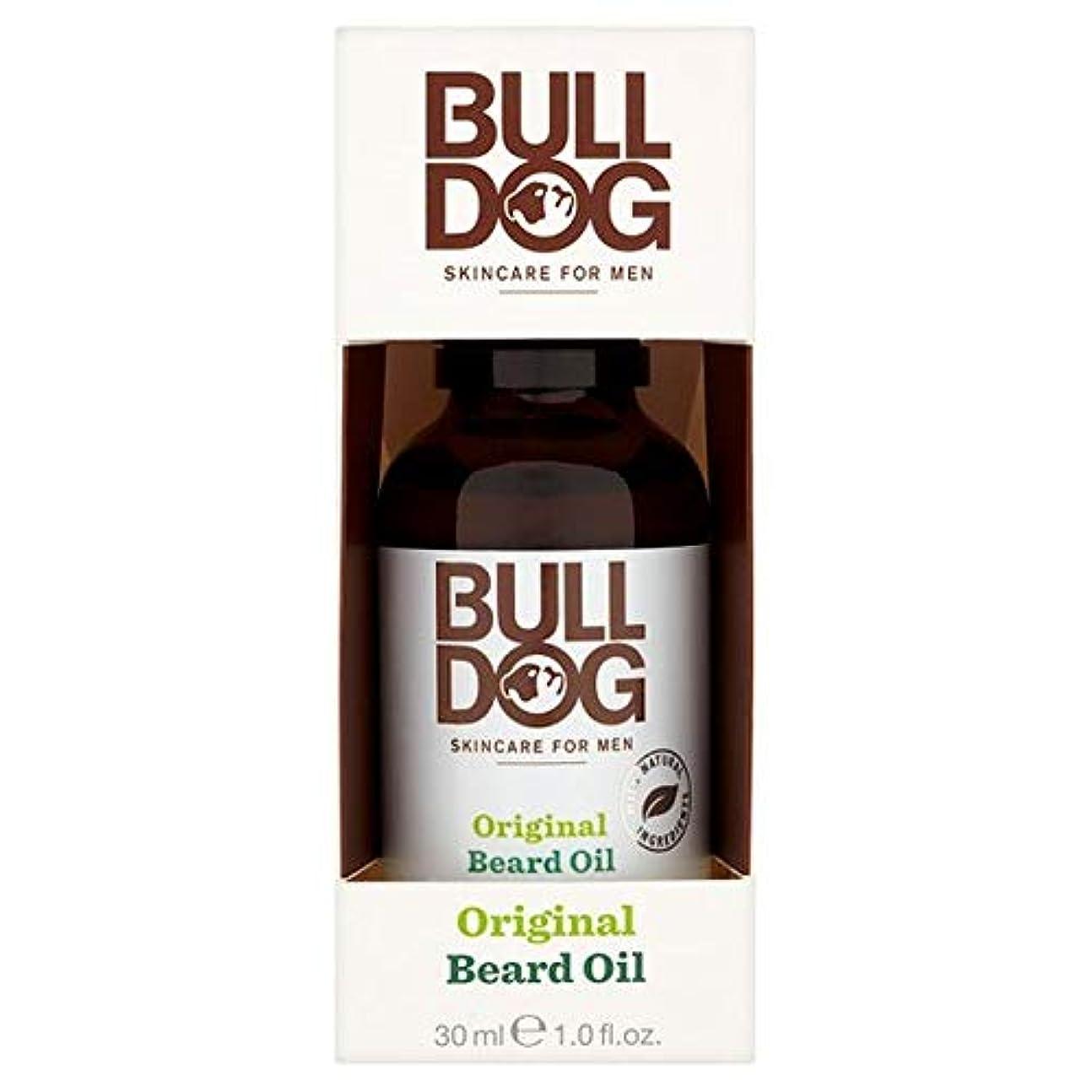 批判的に出発する強化する[Bulldog] ブルドッグ元ひげオイル30ミリリットル - Bulldog Original Beard Oil 30Ml [並行輸入品]