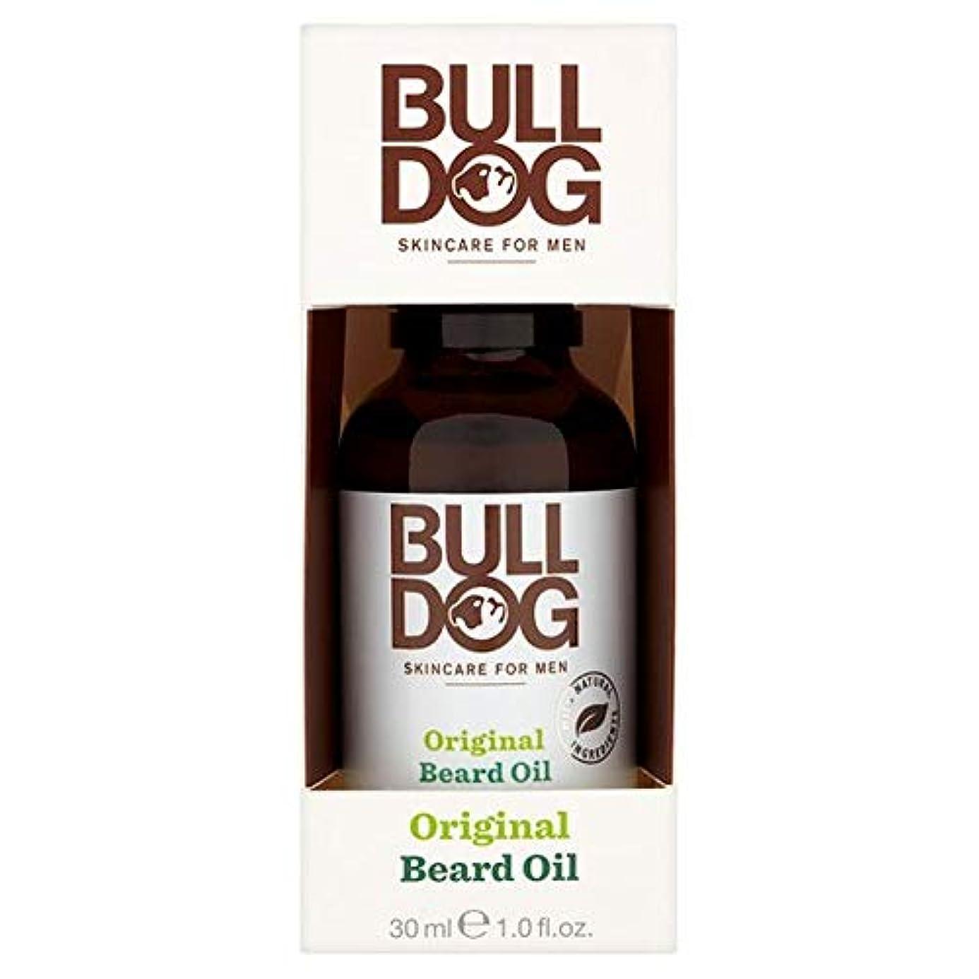 泥どこにも外科医[Bulldog] ブルドッグ元ひげオイル30ミリリットル - Bulldog Original Beard Oil 30Ml [並行輸入品]