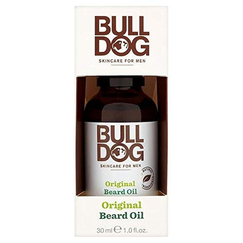 斧欲望慣れている[Bulldog] ブルドッグ元ひげオイル30ミリリットル - Bulldog Original Beard Oil 30Ml [並行輸入品]