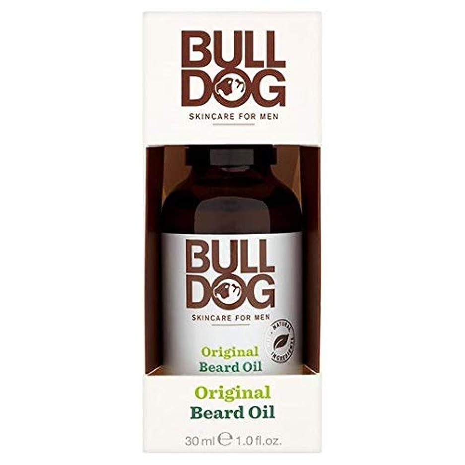 教科書冷酷な置換[Bulldog] ブルドッグ元ひげオイル30ミリリットル - Bulldog Original Beard Oil 30Ml [並行輸入品]