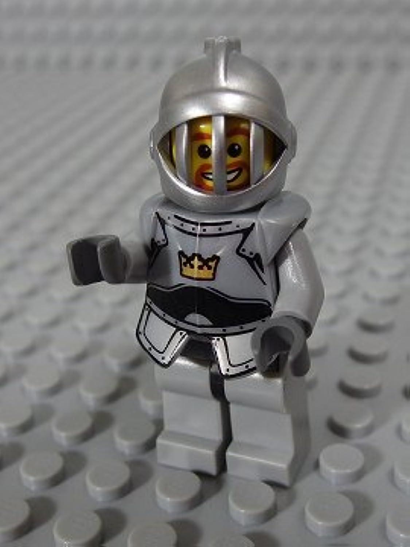 レゴ ミニフィグ【キャッスル 380】 Crown Knight_B