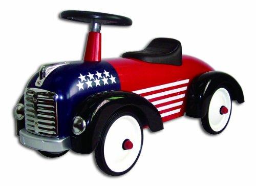 Artaburg  乗用玩具 アメリカ・スピードスター  WLAB89105