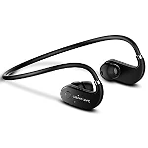 Orinsong Bluetooth 4.1 ワイヤレスイヤホン 8時間連続再生 内蔵マイク搭載防水高音質