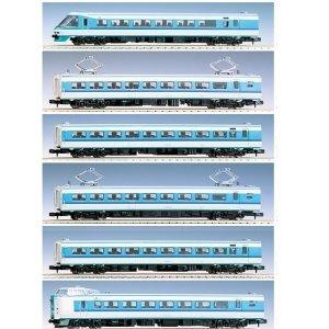 Nゲージ車両 381系特急電車 (くろしお) 基本セット 92727