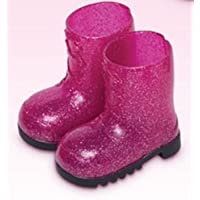 My Life As - Pink Glitter Boots for 46cm Doll [Doll NOT Included]