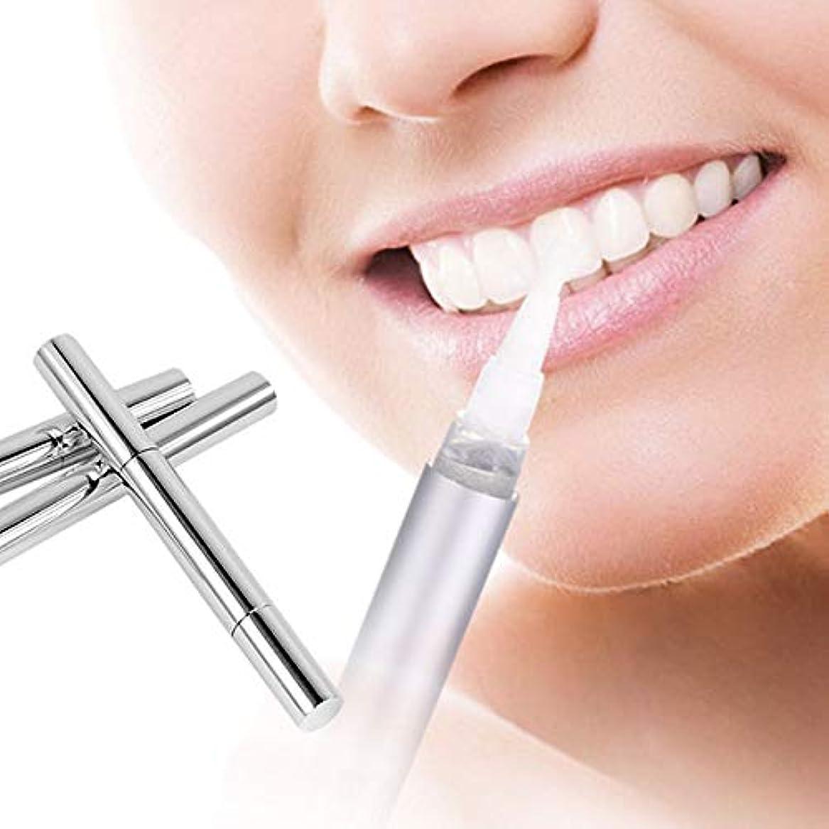 ジェスチャー過度に順応性のある美白歯ゲル 歯 ホワイトニングペン 美白ゲルマウスウォッシュ ステイン消し携帯便利 口腔洗浄ツール 輝く笑顔 口臭防止 歯周病防止