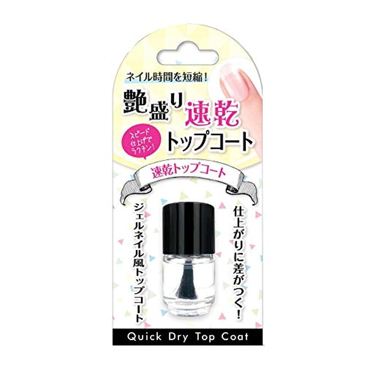 改善洗うワーカーTM速乾 トップコート (爪化粧料) CTC1801