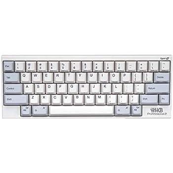 PFU HHKB Professional2 Type-S 英語配列/白 PD-KB400WS