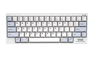 PFU Happy Hacking Keyboard Professional2 Type-S 英語配列/白 PD-KB400WS